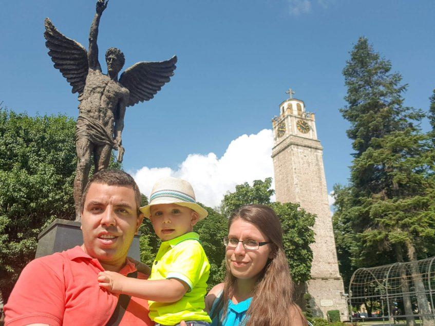 Часовниковата кула в Битоля