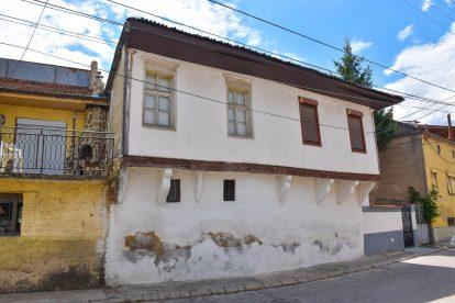 Къщата Димитър Талев в град Прилеп