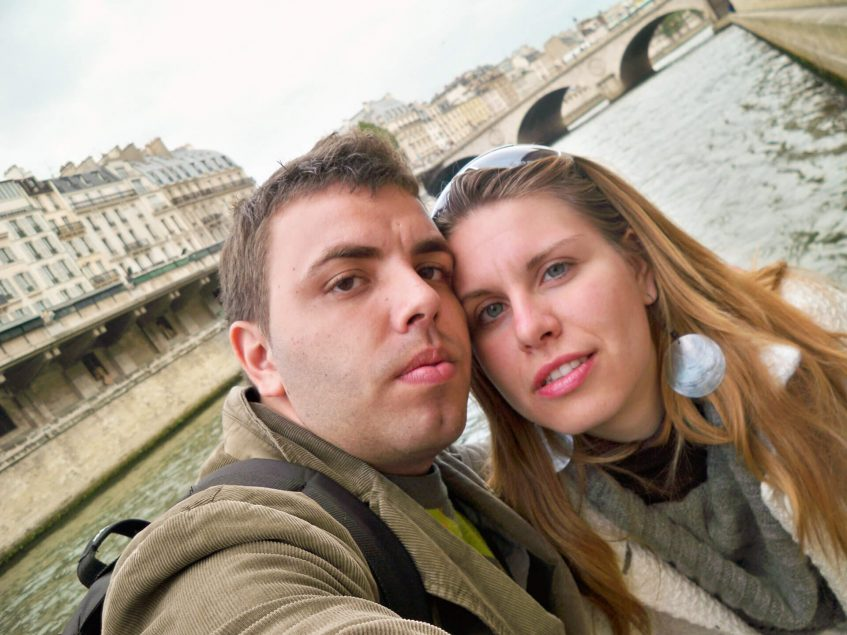 По бреговете на река Сена