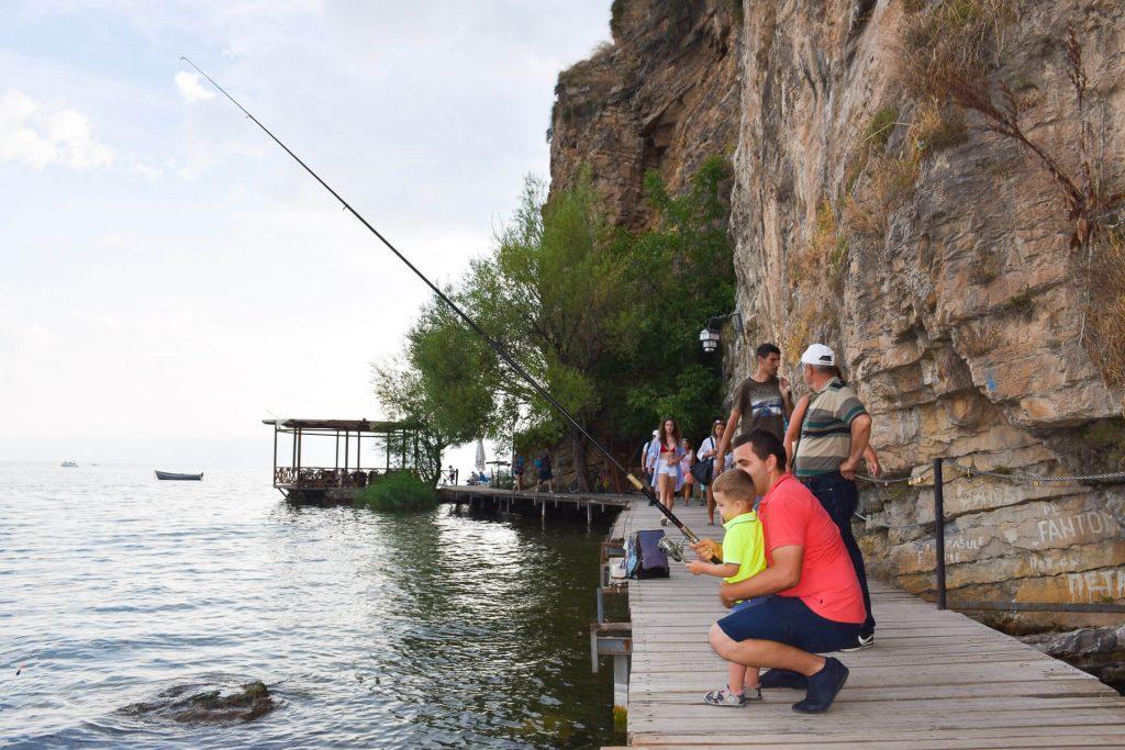 Охридски рибари
