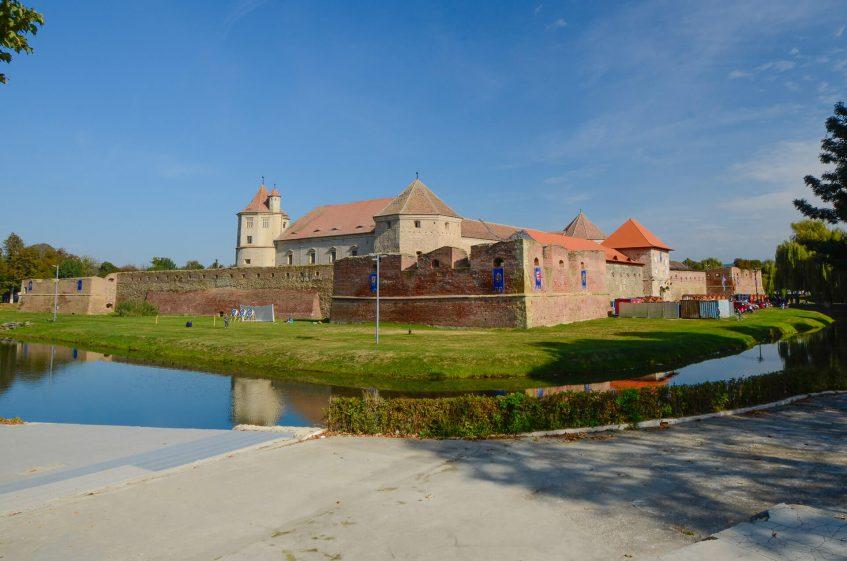 Замъкът Фъгъраш в Румъния