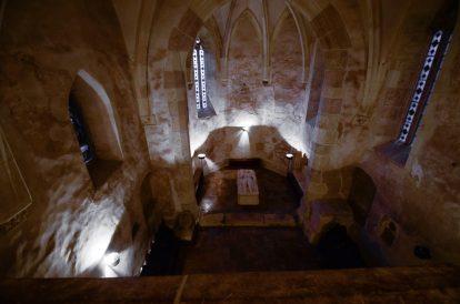 Замъкът на владетеля Янош Хуняди
