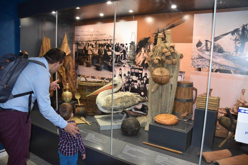 В музея на риболова и лодкостроенето