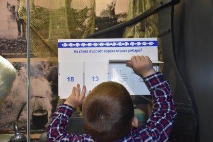 Гатанки за децата в музей Дунавски риболов и лодкостроене