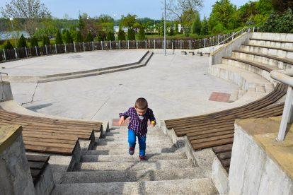 Дунавският парк на Тутракан